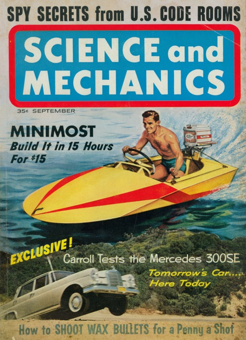 science and mechanics cover