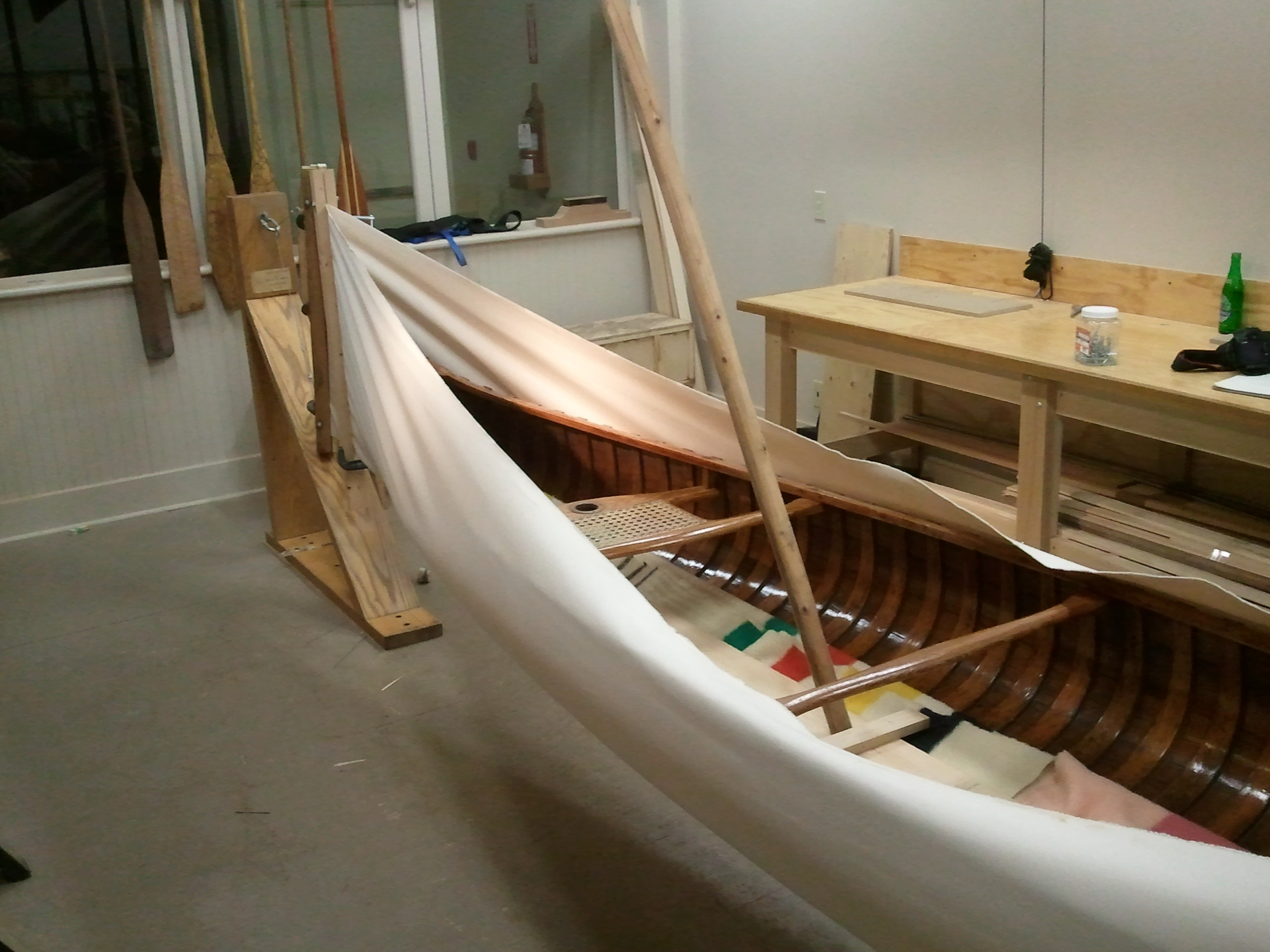 Canvas Canoe a Complete