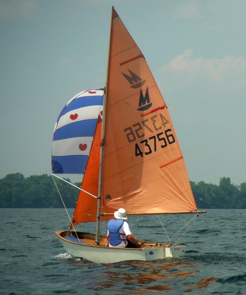 mirror dinghy 4
